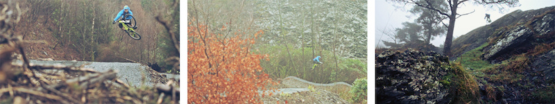 The chapter strong Stories from Laurence CE goes motion with this piloting episode of Stories inMotion which follows Duane Walker as he takes you to some of North Wales newsest and most looked apon riding spots - Laurence CE - www.laurence-ce.com