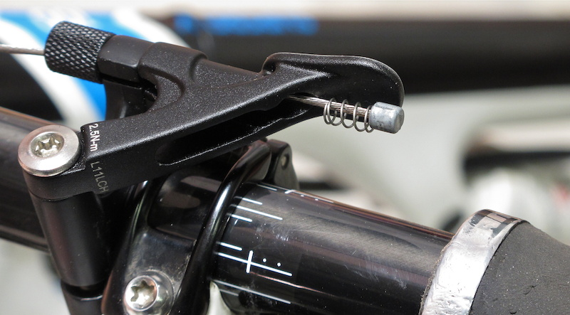 Shift cable used in Crank Brothers Kronolog seat post