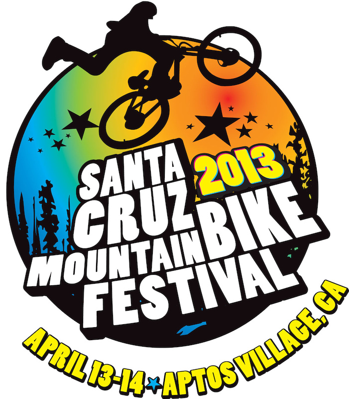 Logo for the 2013 Santa Cruz MTB Fest