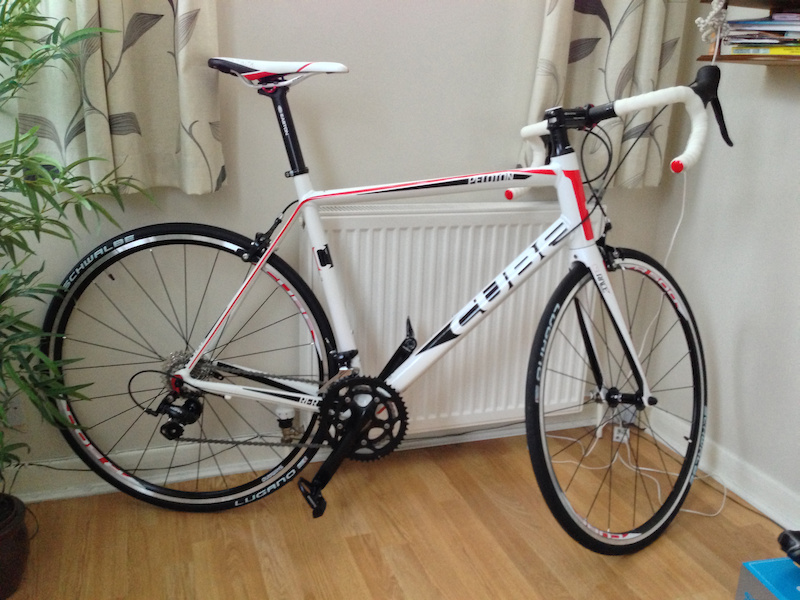 2013 PRICE DROP Cube Peloton Compact 61cm For Sale