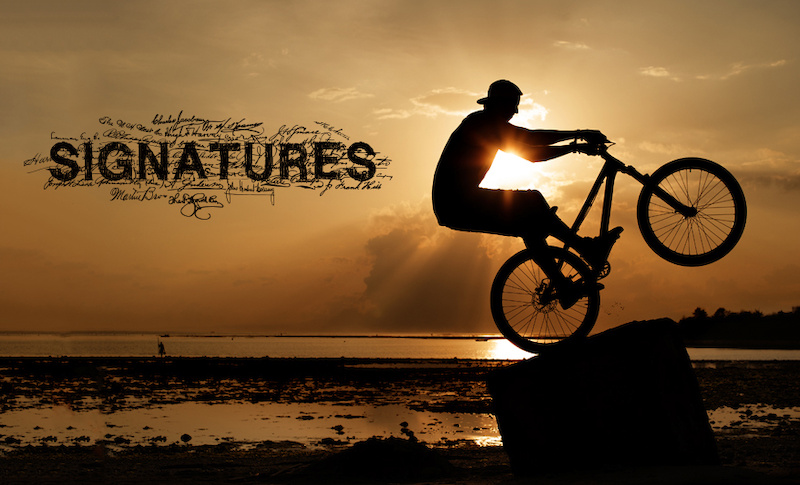 Signatures - new mtb film by Fullface Productions. Coming in spring 2014. foto Jan Kasl Red Bull Content Pool