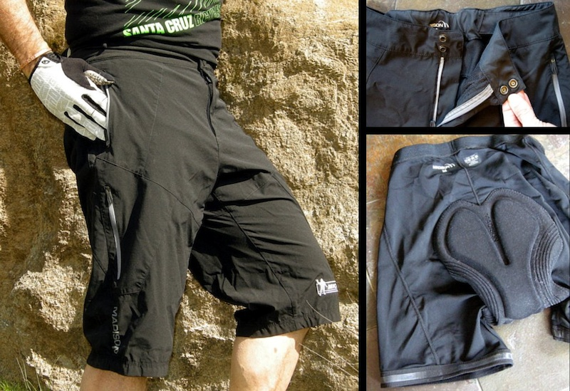 Madison Flux 88 shorts