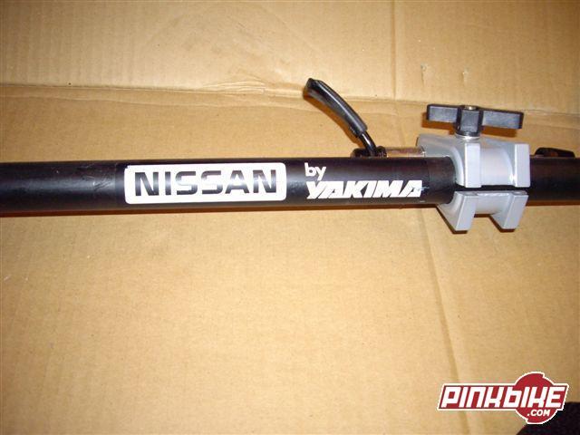 2006 Yakima Interior Bike Rack For Nissan Pathfinder Xterra Qx4 For Sale