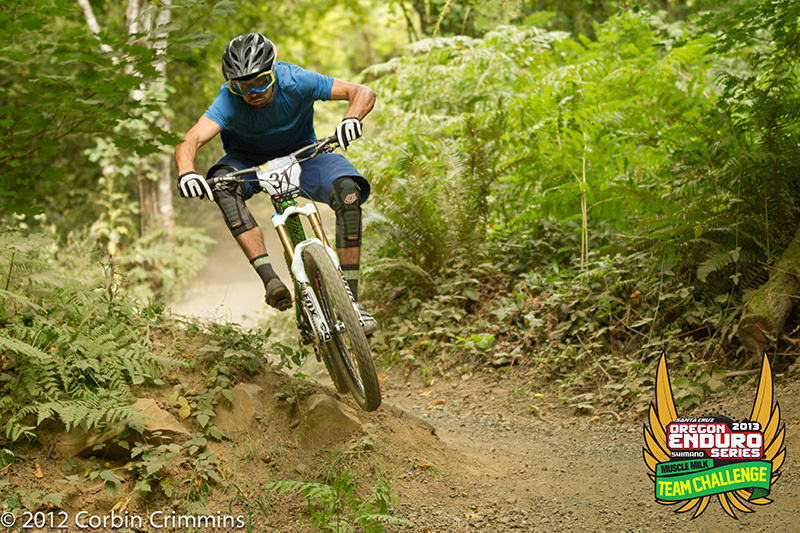 Oregon Enduro Muscle Milk Team Challenge