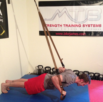 Improve Your Recovery Breathing With This TRX Cardio Circuit - Pinkbike