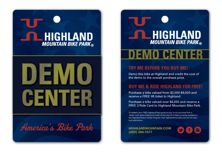 Highland Demo Center www.HighlandMountain.com