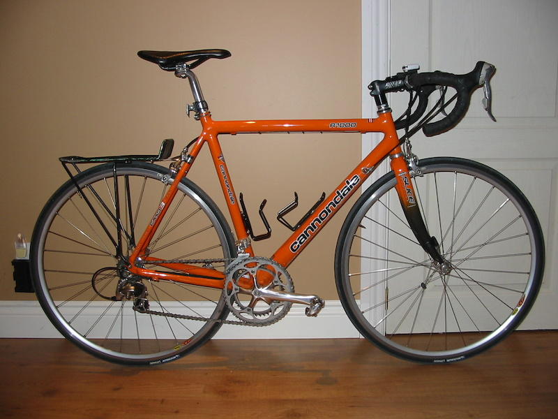 Looking to build a road bike that works for commuter/light touring