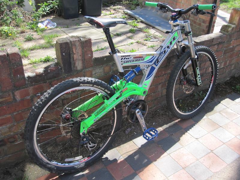 Cbr Supermoto Full Suspension Mountain Bike Upgrades For