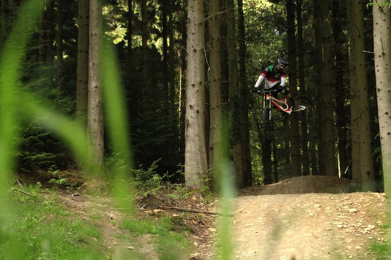 James getting tail happy on GBU. www.facebook.com caldwellvisuals