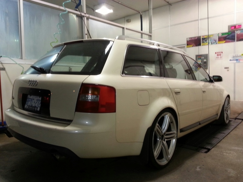 For Sale 2002 Audi S6