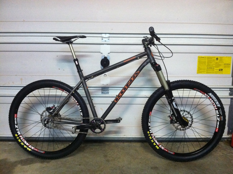2014 kona explosif 650b 27 5 frame 19 quot for sale