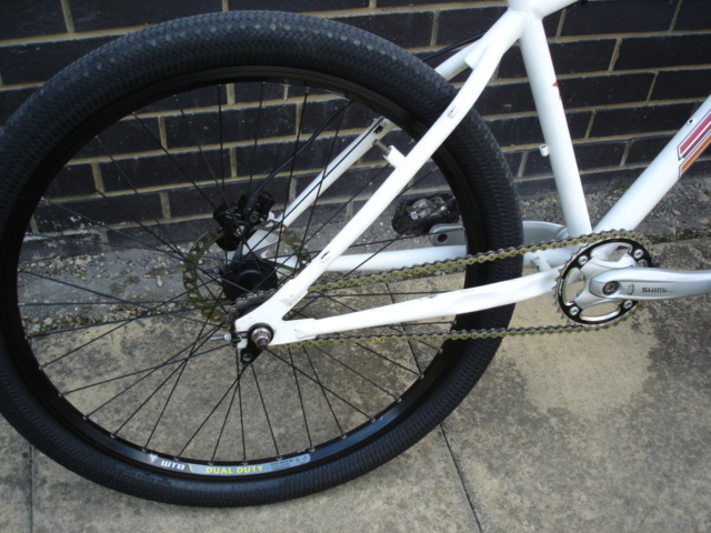 fs bike split wheels frame forks and cranks singletrack forum