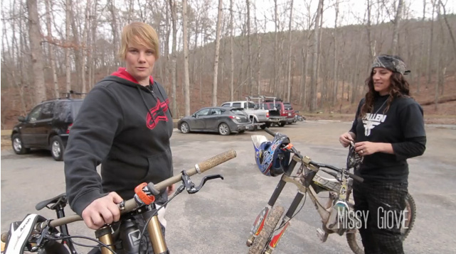 Cycle Jerk: Missy Giove - Watcha Gonna Do?