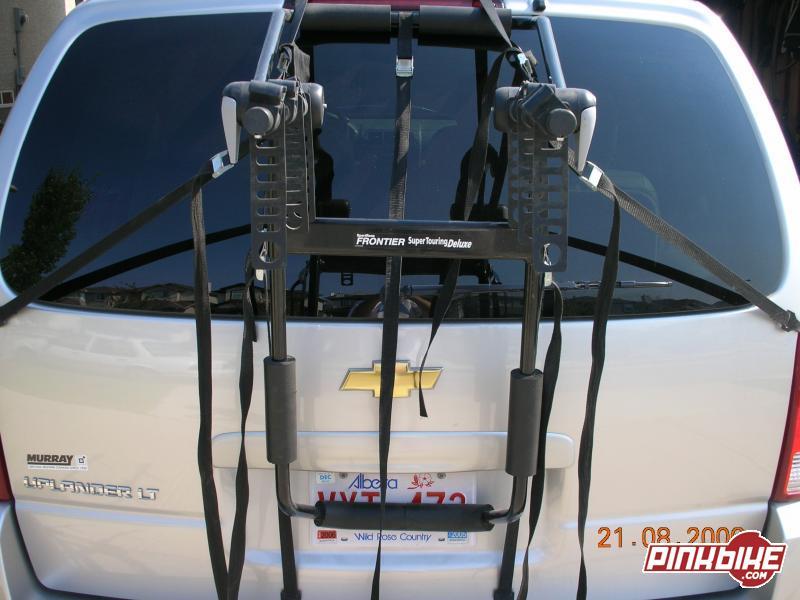 Sportrack Frontier Bike Rack For Sale