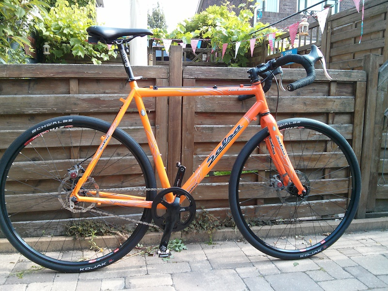 Singlespeed State bicycle Ranger 2.0 | Singlespeed / Fixed Gear ...