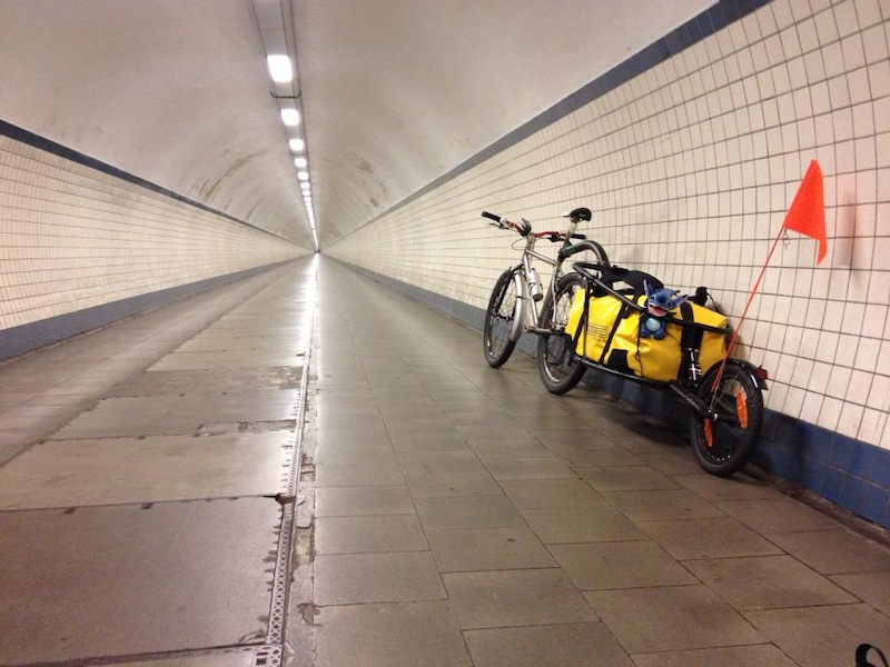 verbinding fietskar thule cx