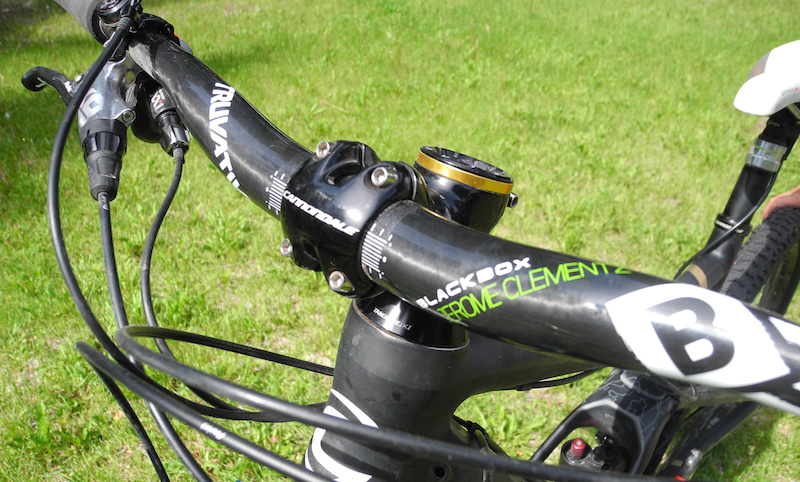 Truvativ Jerome Clementz BlackBox handlebar