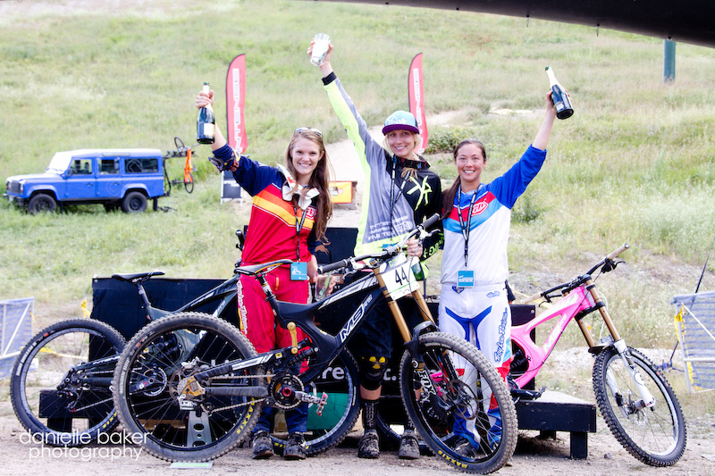 Elite Women s Podium - Western Open
