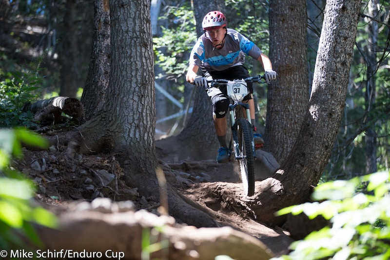 Top Timing At The Enduro Cup