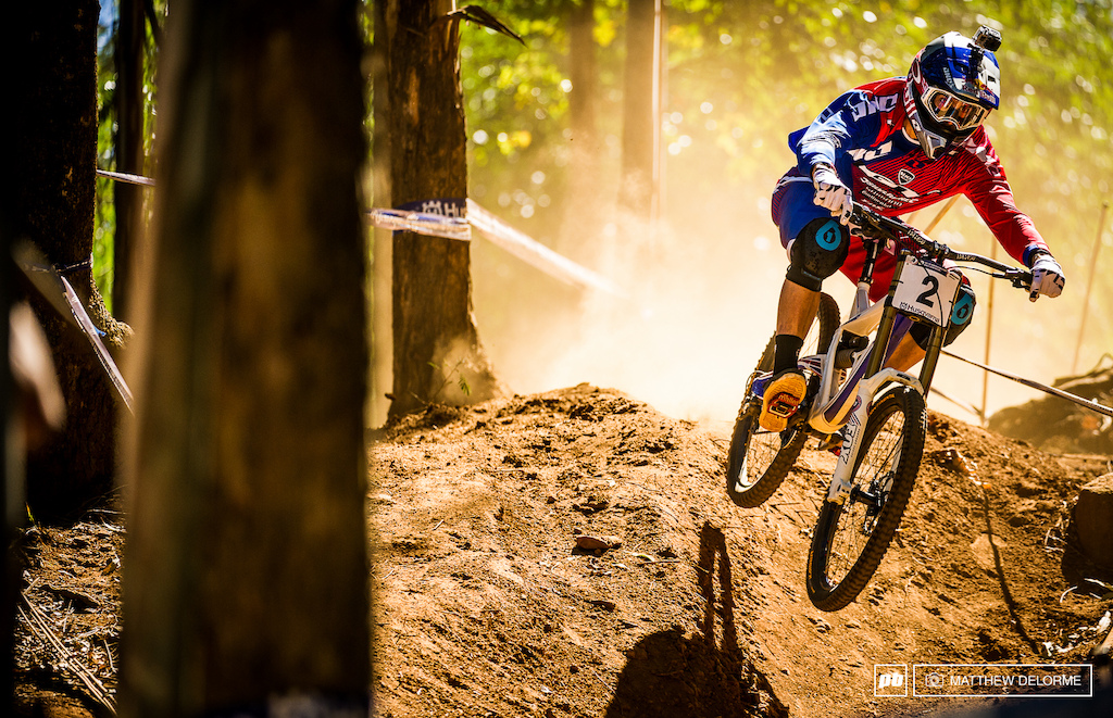 Atherton was hungry for another World Championship title no doubt but here in South Africa it just wasn t meant to be.