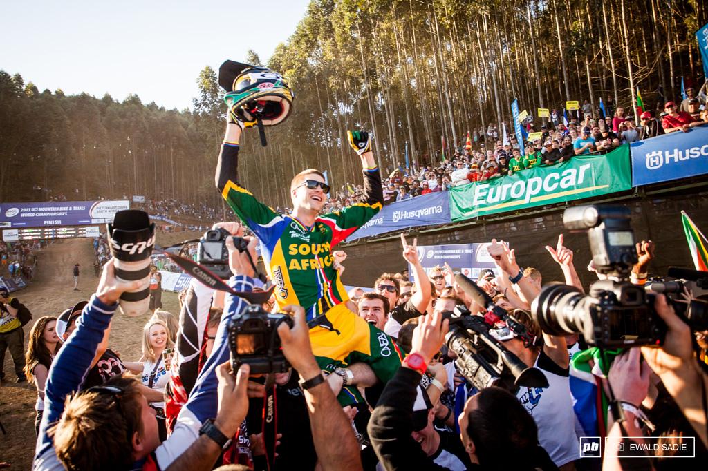 World Champs 2013