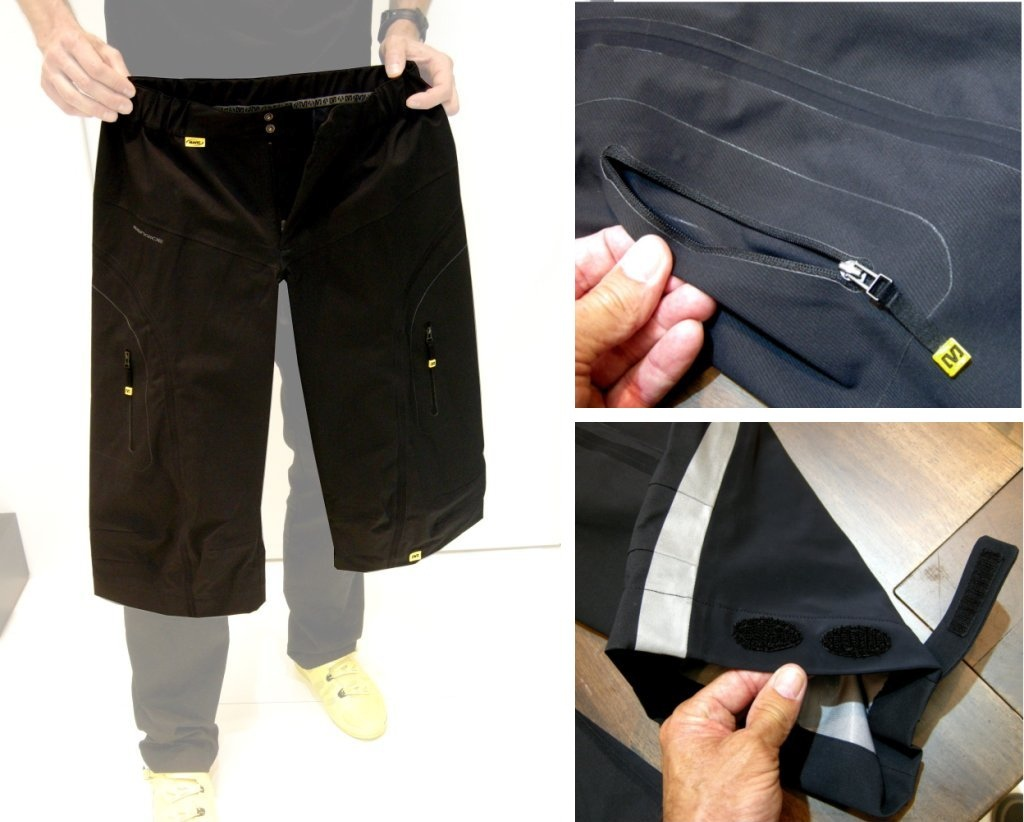 Mavic Crossmax baggy shorts