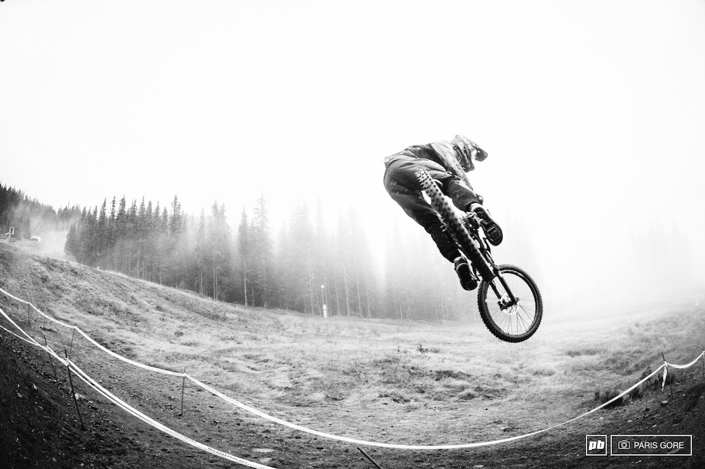 Lucas Shaw with a little dose of morning whips. Coo-whip.