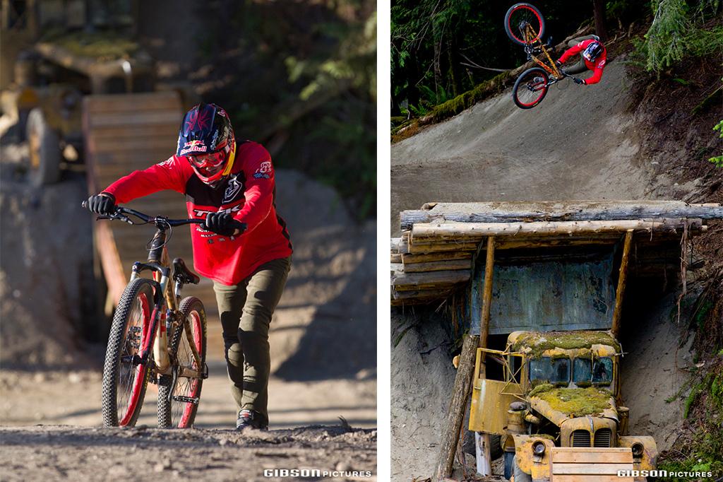 Brandon Semenuk s Rad Company.