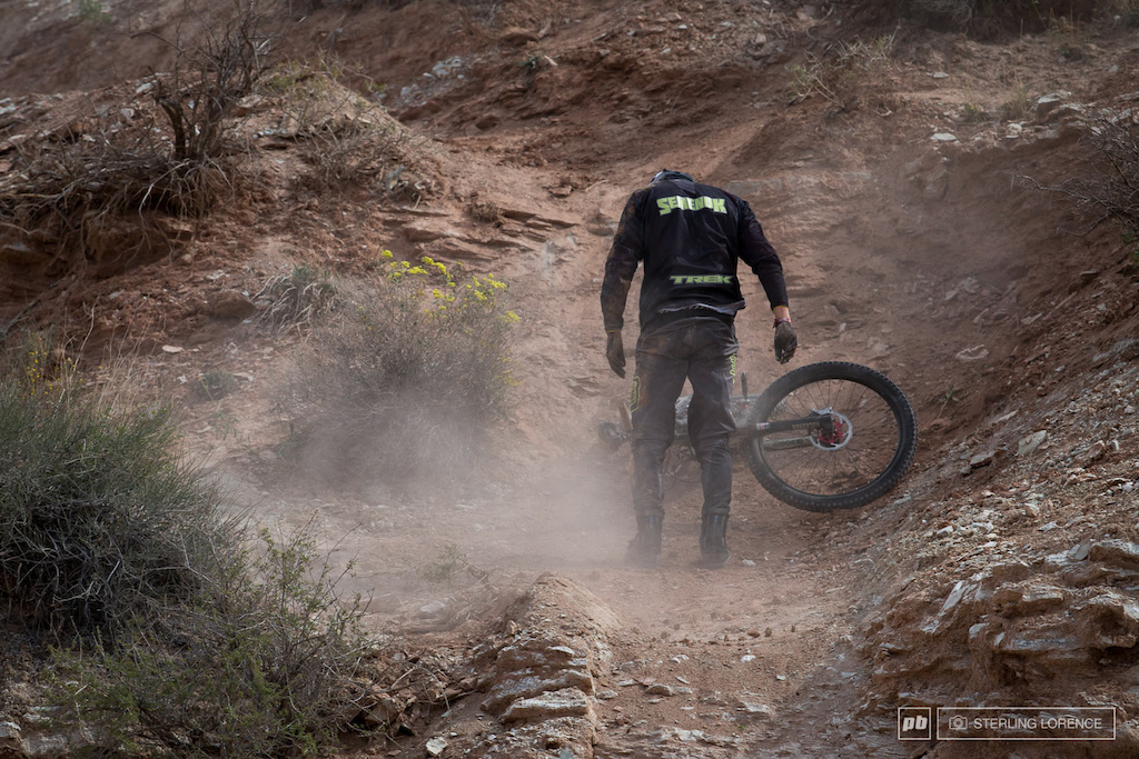 2013 RedBull Rampage in Virgin Utah