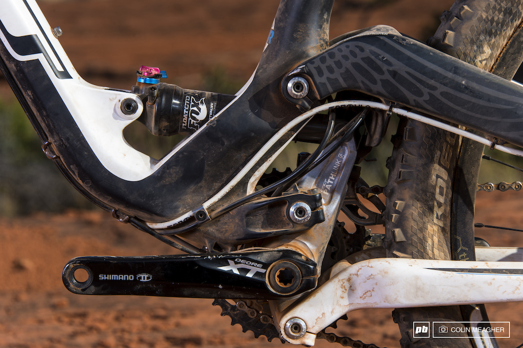 Блог компании Триал-Спорт: GT Force Carbon Pro 2014 – Тест. Часть первая: детали и теория