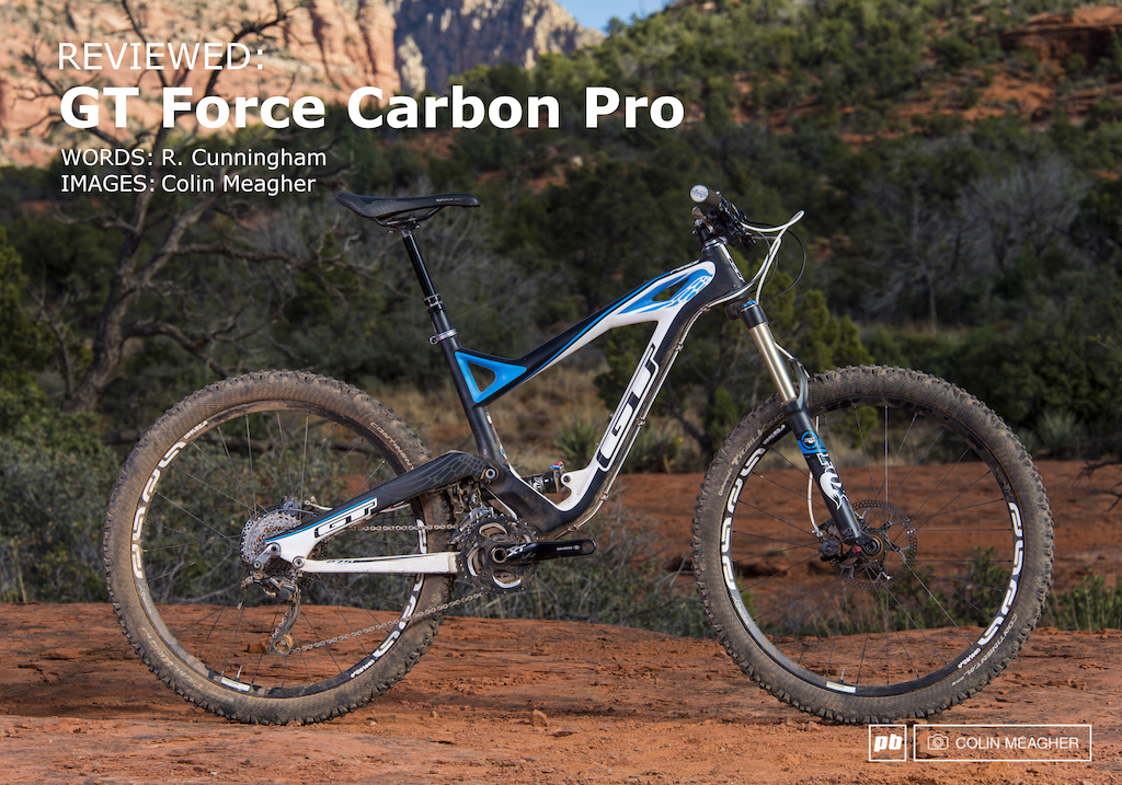 Gt Force Carbon Pro Reviewed Pinkbike