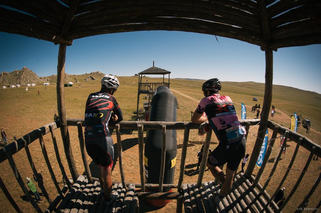 Mongolia Bike Challenge
