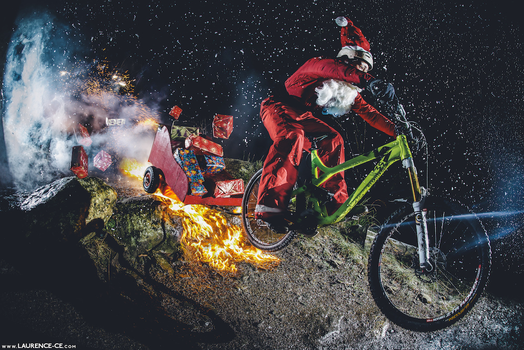 Laurence Crossman Emms 2015 Christmas Shot How It Came
