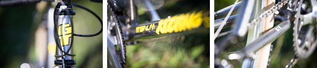 Блог компании Триал-Спорт: GT-Винтаж: Xizang LE 1991 – один взгляд назад