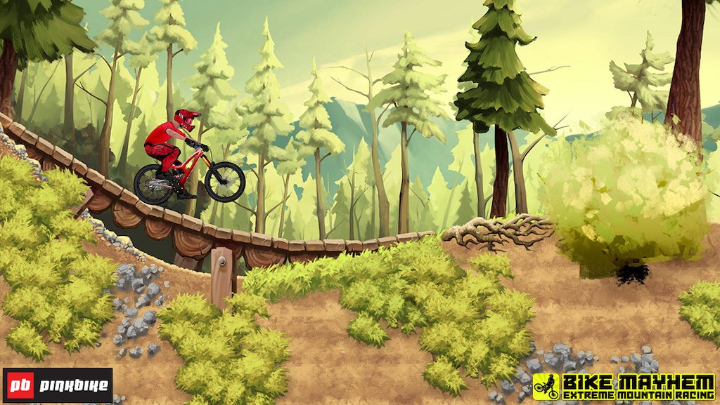 Downhill Bikes Game Downloads Bike Mayhem Extreme Mountain