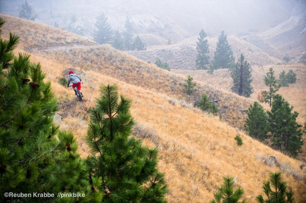 Dylan Sherrard Kamloops Bike Ranch