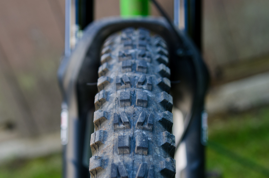 Maxxis Minion DHF 27.5x2.3 review