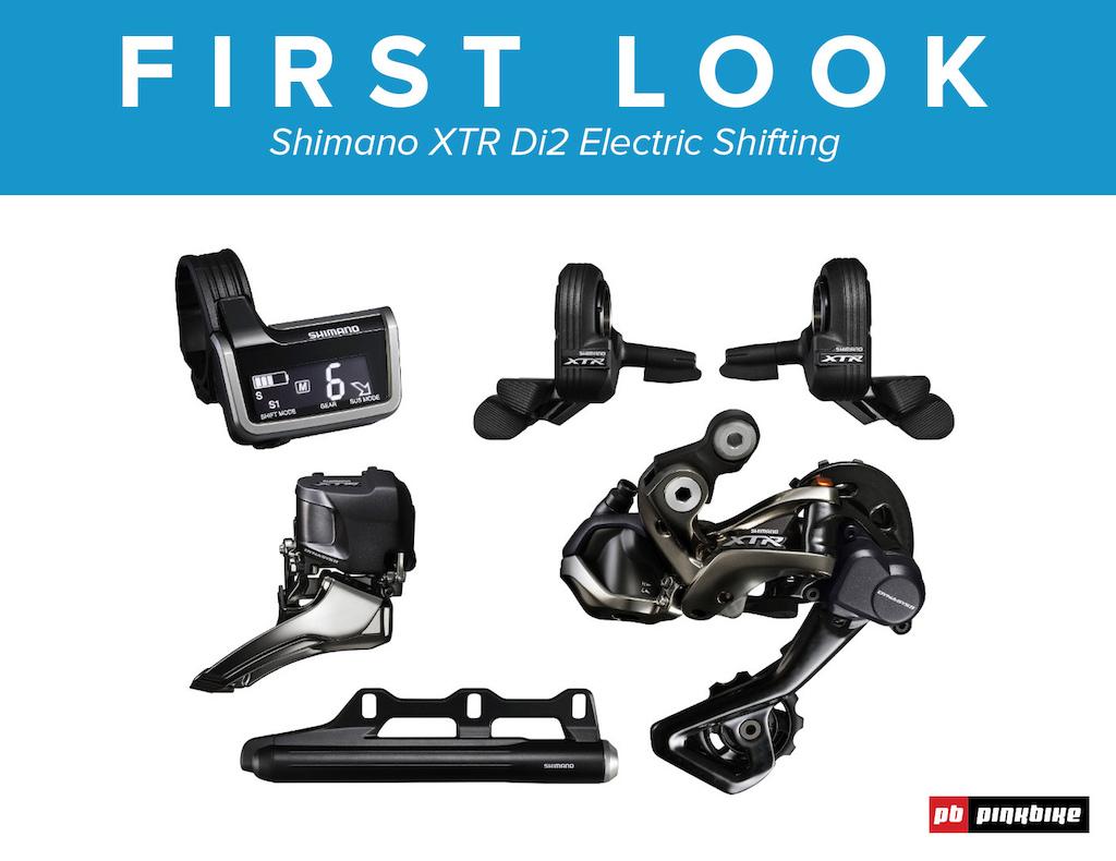Shimano Di2 parts