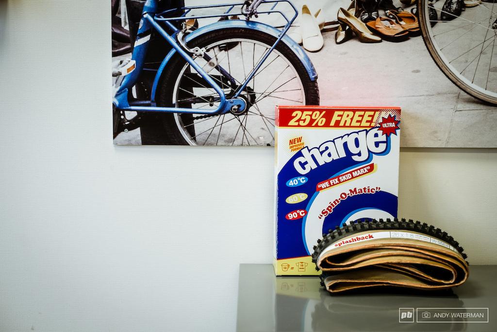 Charge bikes marketing