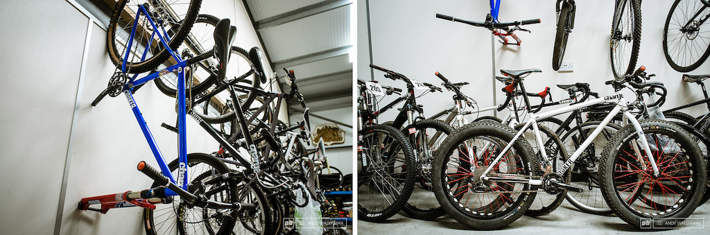 Charge mountain bikes