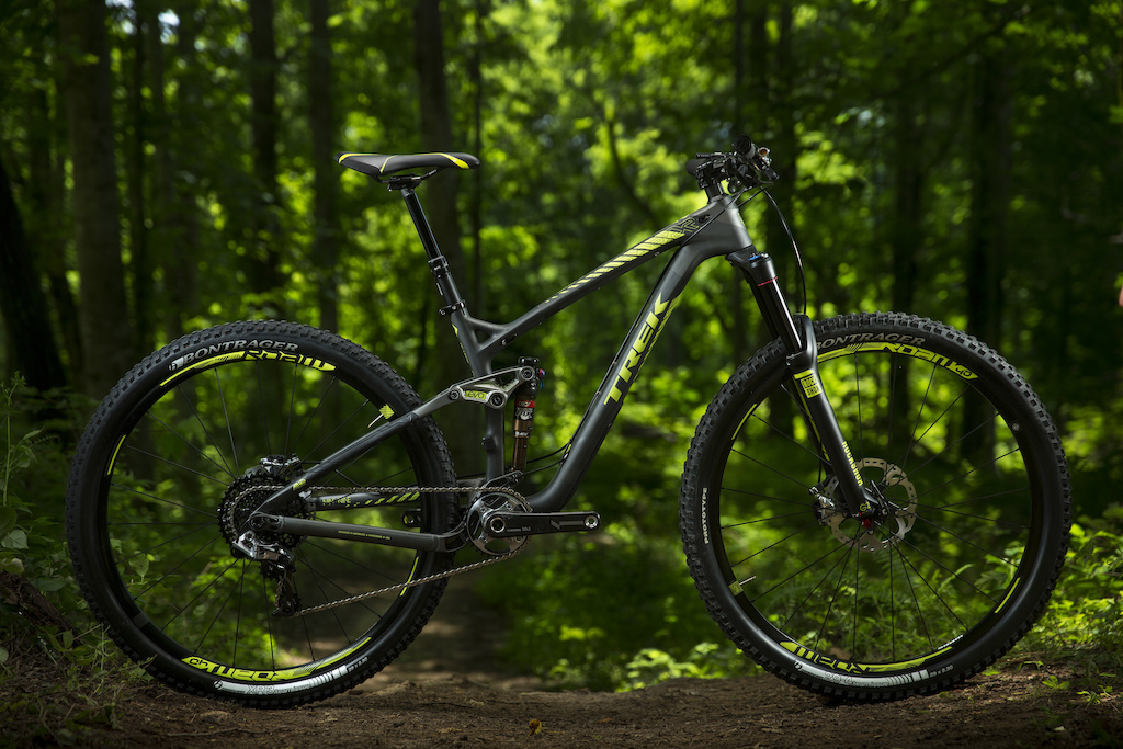 2015 Trek Remedy Pics And Video With All New Suspension The