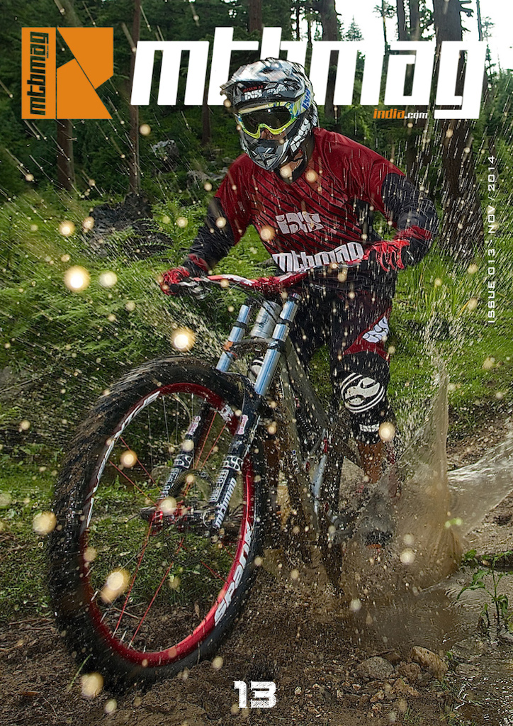 cover - issue 13 mtbmagindia