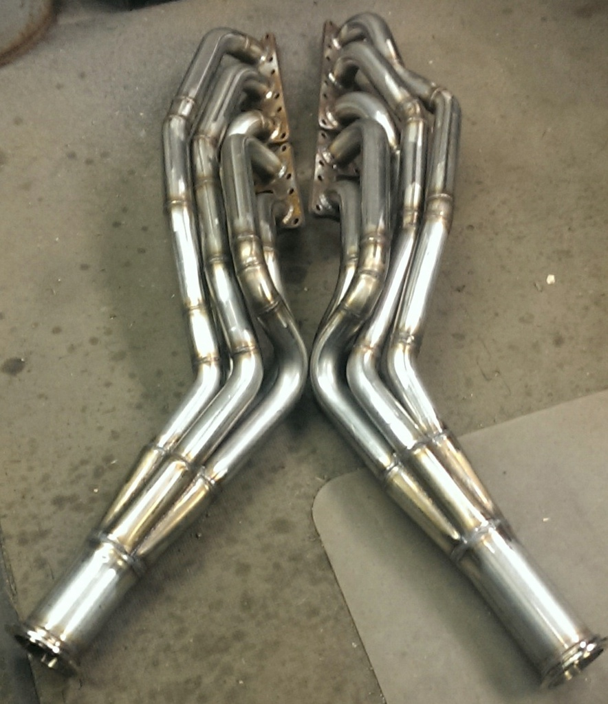 Supercharged Electric Az: Have To Gauge Interest For S6 V10 Headers