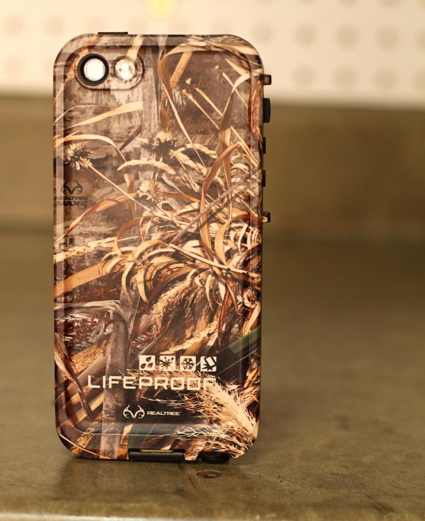 Lifeproof Iphone  Plus Camo