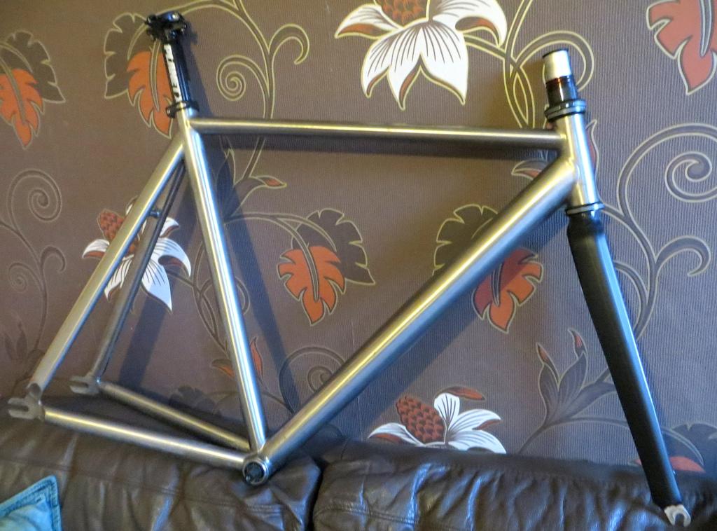 Wittson Ti Track 54cm £450 | LFGSS