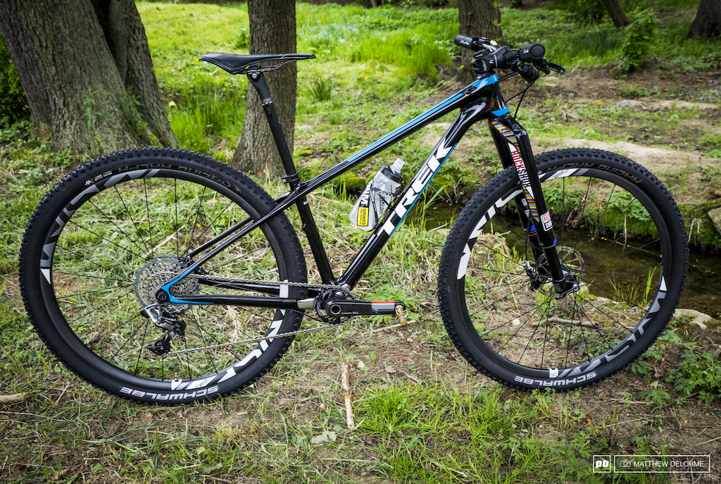 Bike Check Tanja Žakelj S Trek Superfly Sl Nove Mesto