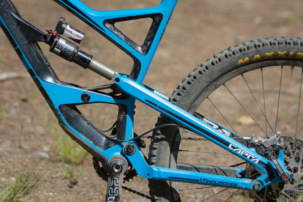 YT Capra Review