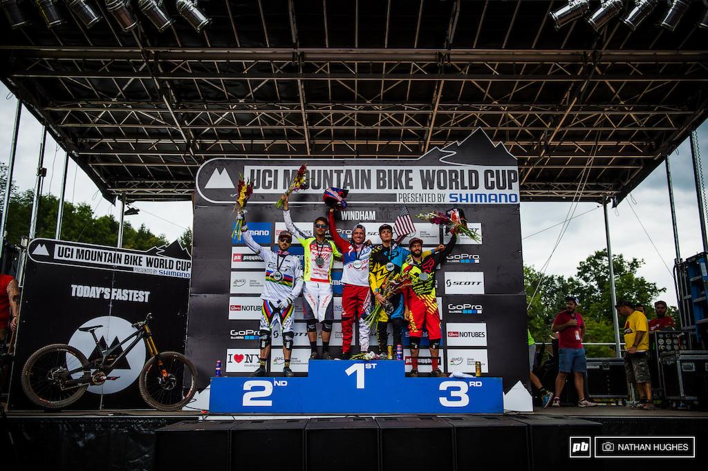 Блог компании Триал-Спорт: GT Factory Racing Team на 6-м этапе Кубка Мира - Windham
