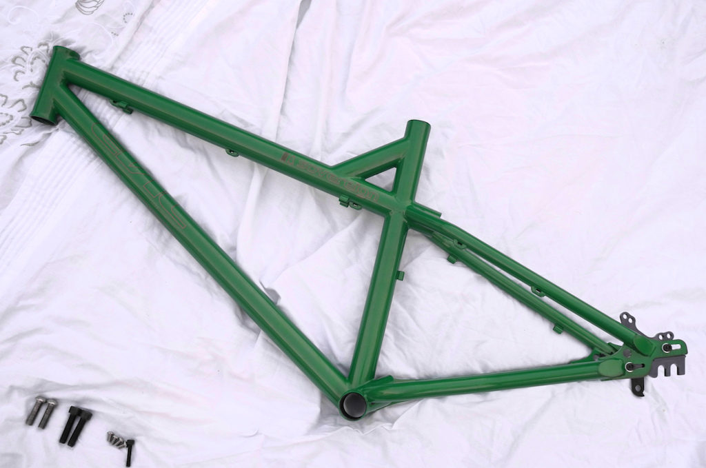Evil Sovereign 853 Frame (New) – Singletrack Magazine