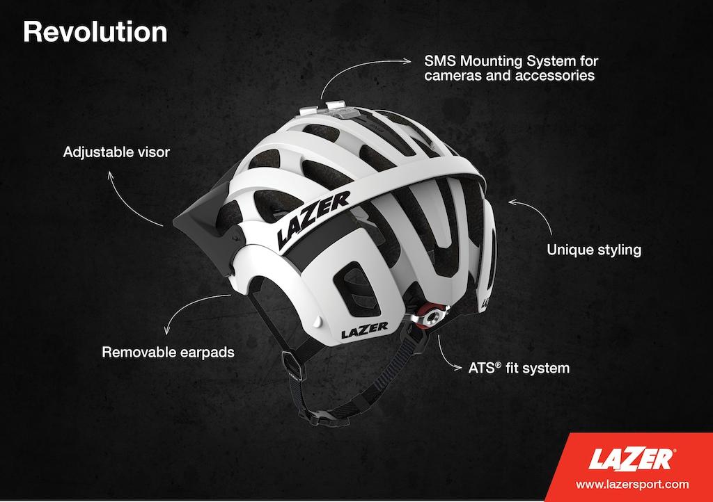 Блог компании Триал-Спорт: Lazer: новая Революция